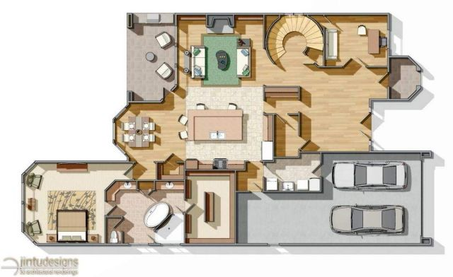 Apartment Porch Layout This Amazing High Rise Apartment