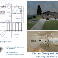 Timothy won our Aging in Place/Accessibility Design Contest