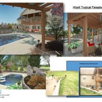 Michael Leach won our Outdoor Living Design Contest